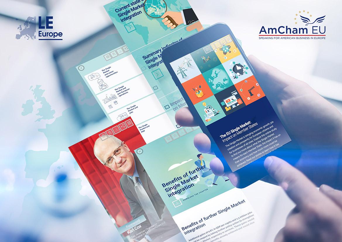 AmCham EU Single Market Campaign